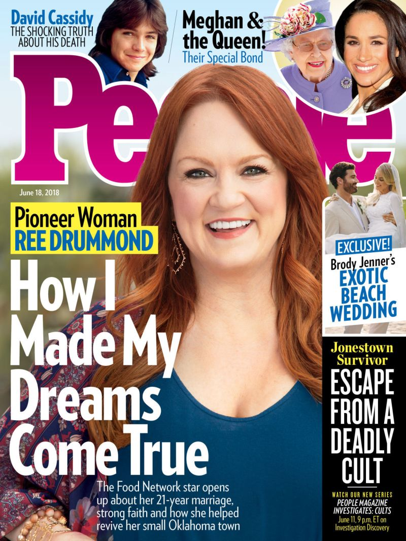 Large Of Pioneer Woman Magazine