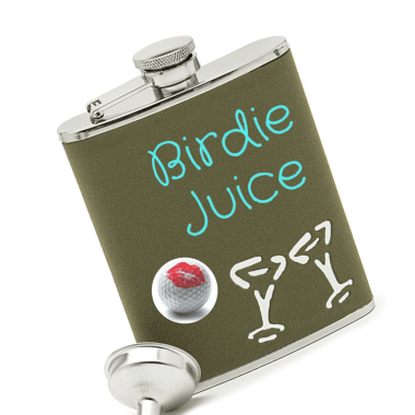 "Blog post: ""What's in your birdie juice?"""