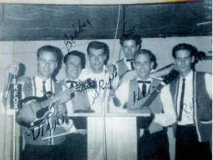 Golden State Boys - Vern, Bobby Sloan, Skip, Don Parmley, Hal Poindexter- Rex Gosdin
