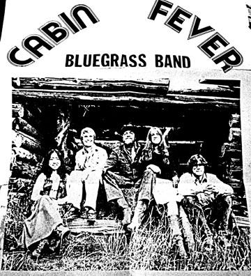 Cabin Fever - Gwen on far laft.