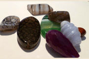 The colors of Agate