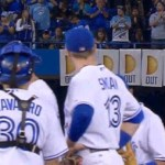 Jays Fans Are Tracking Pop Outs with Pizza Pop Signs