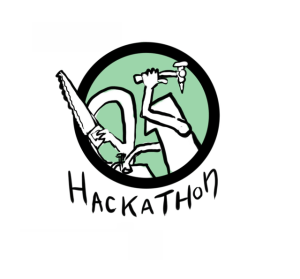 BlueLightCamp Hackathon 2013 by Matt Buck of Drawnalism