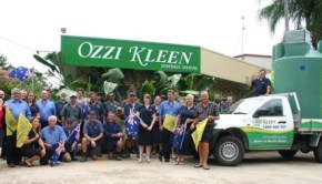 Ozzi Kleen is Reinventing Greywater Recycling