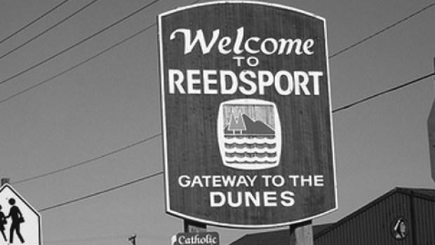 Reedsport, Oregon, future home of 10 buoy pilot wave power station