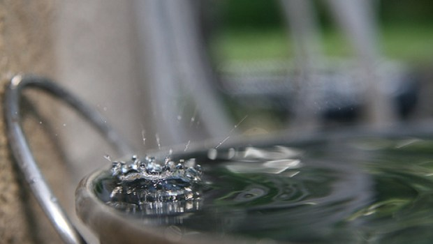 reusing water