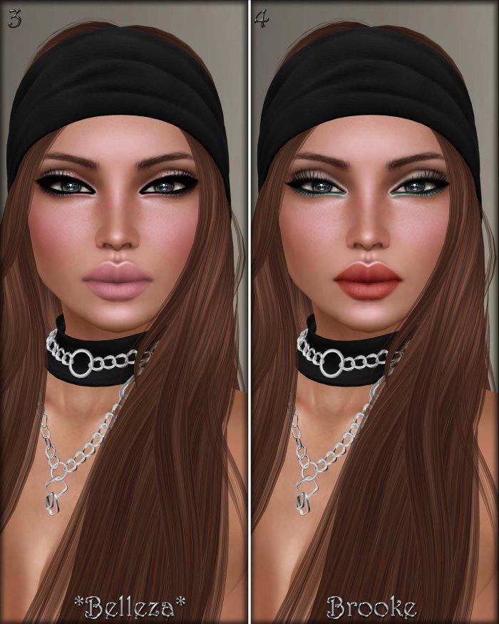 Belleza - Brooke 3 and 4
