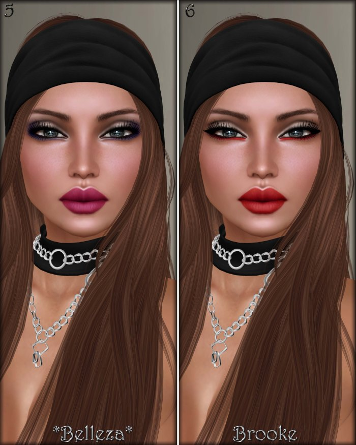Belleza - Brooke 5 and 6