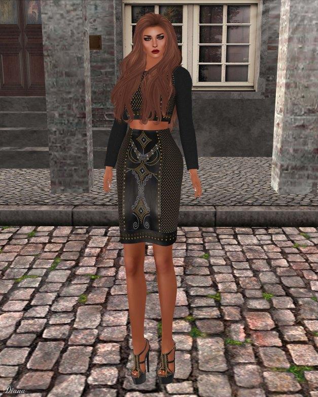 GizzA - Studded Embellishments Set