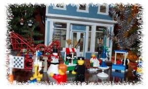 a lego kinda Christmas