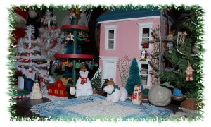 pink house holiday