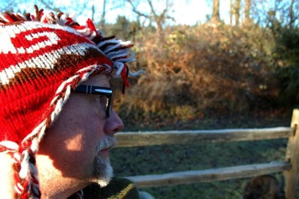 mohawk hat side reverse