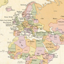 Small Crop Of Tos World Map