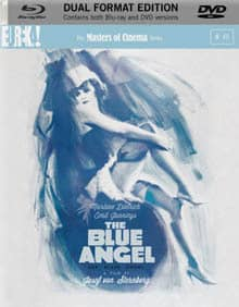 Blue Angel cover