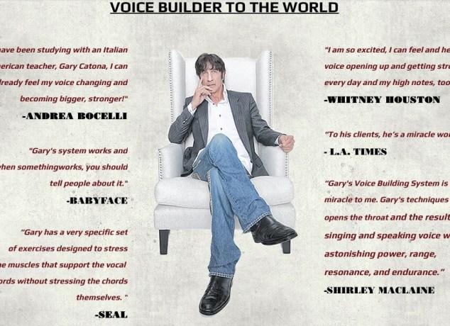 Gary Catona - Testimonials