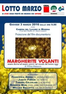 CGIL Margherite Volanti volantino_DEFINITIVO