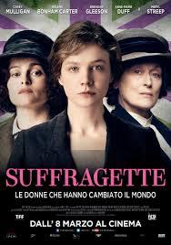 Suffragette Locandina