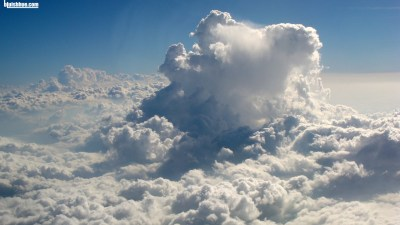 Above the clouds wallpaper | Wallpaper Wide HD