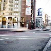 Standing on the Corner - San Francisco | Blurbomat.com