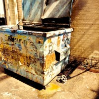 Dumpster Juice with Shoes - Vancouver, Canada | Blurbomat.com