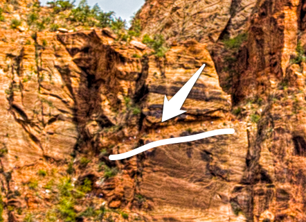 Zion National Park - Angel's Landing trail