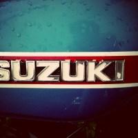 Vintage Suzuki Logo | Blurbomat.com
