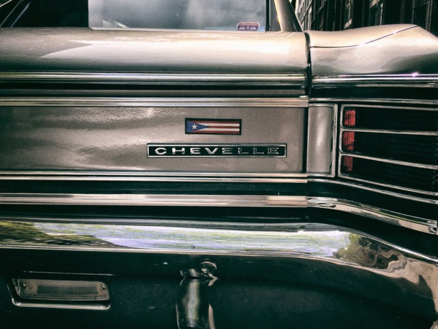 Chevelle Tail