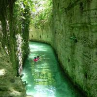 Discover The Amazing Underground Rivers At Xcaret In The Mayan Riviera In Mexico