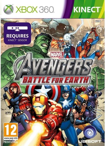 Watch The Stan Lee Interview For Ubisoft's Video Game: Marvel Avengers Battle For Earth | blurppy