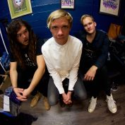The Young Wild- @ El Rey Theatre | 4/30/16 | Interview Photo By-Derrick-K-Lee