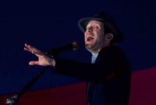 Mayer Hawthorne at Santa Monica Pier's Twilight Concert 7/7/16. Photo by Derrick K. Lee, Esq. (@Methodman13)