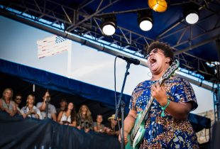 Alabama Shakes at Newport Folk Festival 7/24/16. Photo by Cortney Armitage (@CortneyArmitage) for www.BlurredCulture.com.