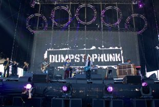 Dumpstaphunk at KAABOO 2016, September 16th. Photo by Derrick K. Lee, Esq. (@Methodman13) for www.BlurredCulture.com.