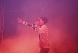 Young Thug 8/28/16 @ Fuck Yeah Fest. Photo by Tod Seelie for FYF Fest. Used With Permission By www.BlurredCulture.com.