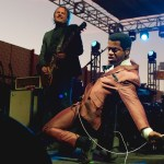 Vintage Trouble at Music Tastes Good 2016, September 24th. Photo by Derrick K. Lee, Esq. (@Methodman13) for www.BlurredCulture.com.