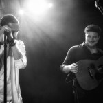 Tamer Nafar & Marcus Mumford @ Le Poisson Rouge 12/5/16. Photo by Vivian Wang (@Lithophyte) for www.BlurredCulture.com.