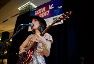 Yael Meyer // Westin Hotel // SXSW 3/14/2017. Photo by Derrick K. Lee, Esq. (@Methodman13) for www.BlurredCulture.com.
