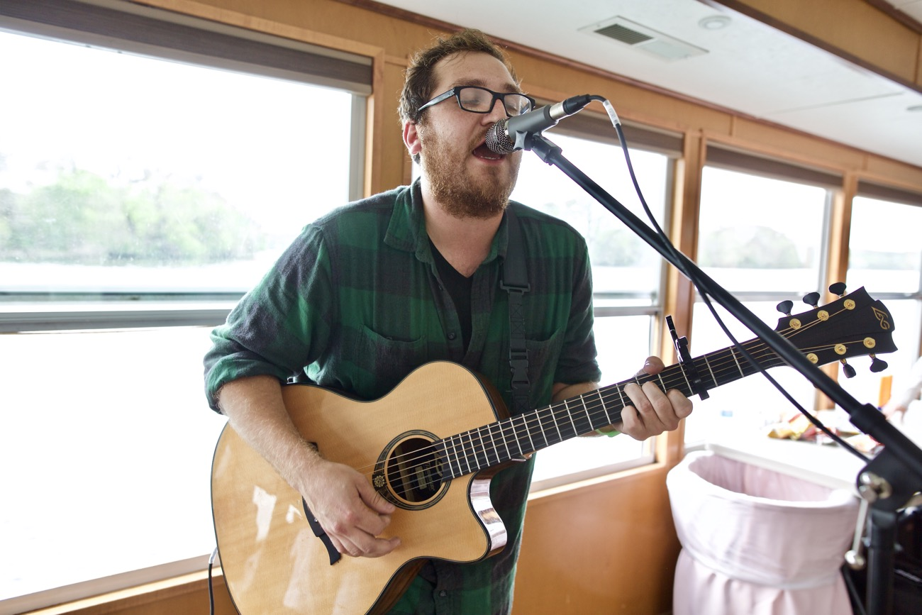 Kenny Taylor // 30A Riverboat Cruise // SXSW 3/16/2017. Photo by Derrick K. Lee, Esq. (@Methodman13) for www.BlurredCulture.com.