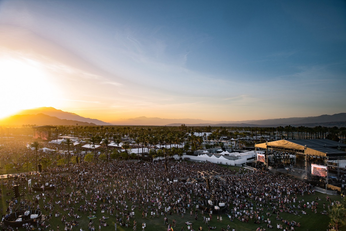 Cochella 2017 || Photo by Charles Reagan Hackleman. Courtesy of Coachella. Used with permission.