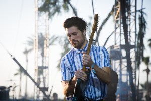 Oh Wonder @ Coachella 4/14/16. Photo by Brian Willette. Courtesy of Coachella. Used with permission.