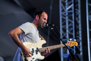 Preoccupations @ Coachella 4/16/17. Photo by Roger Ho. Courtesy of Coachella. Used with permission.
