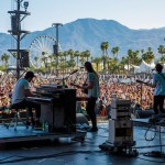 The Head and the Heart @ Coachella 4/15/17. Photo by Erik Voake. Courtesy of Coachella. Used with permission.