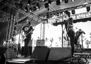Todd Rundgren w/ The Lemon Twigs @ Coachella 4/14/16. Photo by Charles Reagan. Courtesy of Coachella. Used with permission.