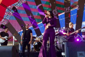 Selena Tribute @ L.A. PRIDE 2017 // Atmosphere // Photo by Simone Jenkins