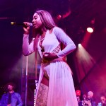 Sevyn Streeter @ L.A. PRIDE 6/10/17 // Photo by Simone Jenkins (@simonemeetsworld) for Blurred Culture.