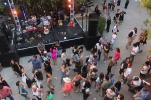 KRCW'S Summer Nights- Hammer Museum 7/6/17. Photo by Simone Jenkins (@simonemeetsworld) and edited by Derrick K. Lee, Esq. (@Methodman13) for www.BlurredCulture.com.