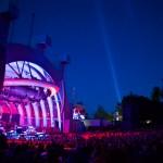 Robert Glasper Experiment at the Hollywood Bowl 8/16/17. Photo by Derrick K. Lee, Esq. (@Methodman13) for www.BlurredCulture.com.