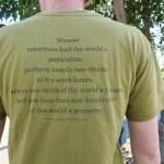 T-Shirts worn at FYF 2017.