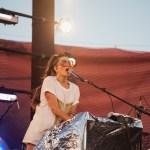 Buscabulla at Santa Monica Pier's Twilight Concerts 8/10/17. Photo by Adriana Delgado (@a.lucreciad) for www.BlurredCulture.com.