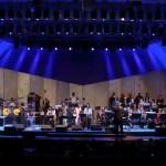 Kamasi Washington at The Hollywood Bowl 8/23/17. Photo by Craig T. Mathew/Mathew Imaging. Use with permission.